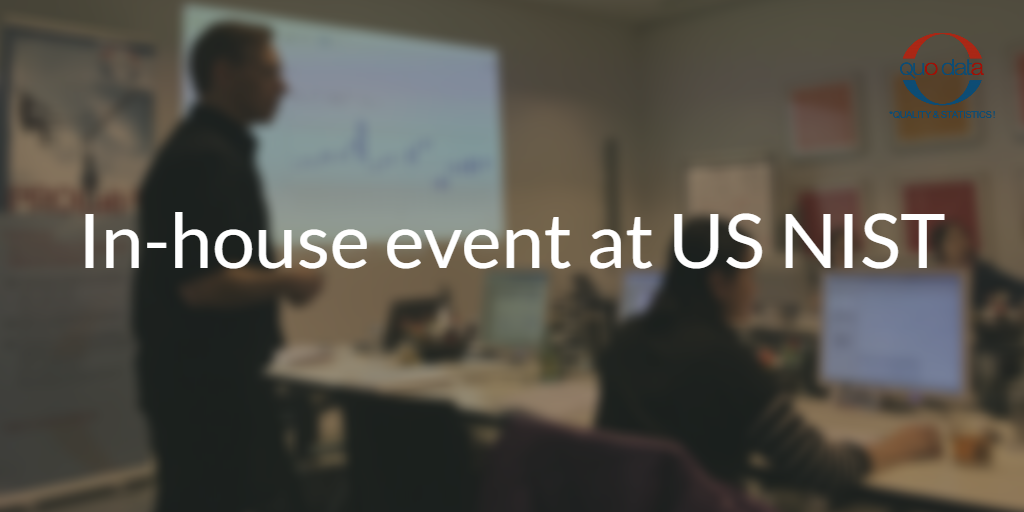 Data Scientists of QuoData carry out workshop at US NIST | QuoData.de