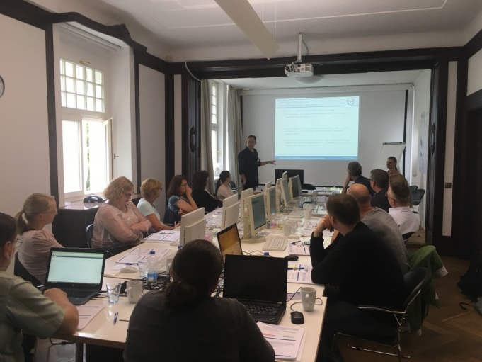 Workshop for the evaluation of proficiency tests and method